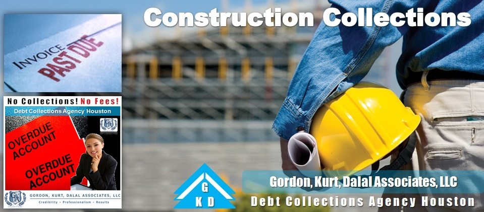 Construction Collections Specialists Houston