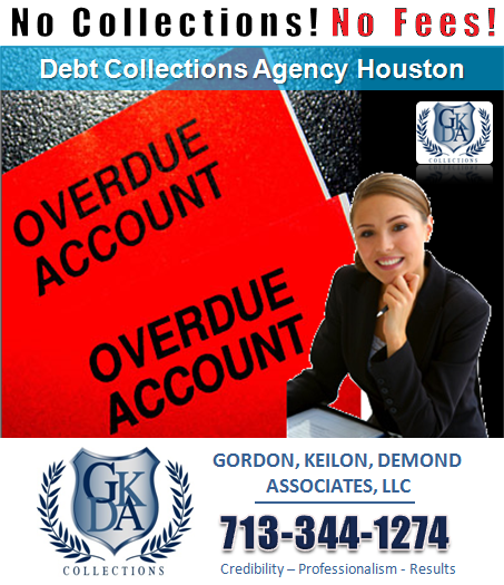 Debt Collections Agency Houston - GKD - 713-344-1274