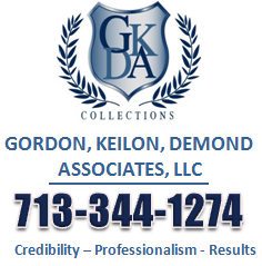 GKD Debt Collections Agency Houston Texas - 713-344-1274